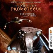 Cover-Bild zu Star Trek Prometheus - Teil 2