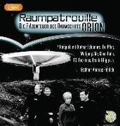 Cover-Bild zu RAUMPATROUILLE - Die 7 Abenteuer des Raumschiffs ORION
