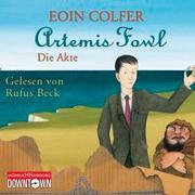 Cover-Bild zu Artemis Fowl - Die Akte (Ein Artemis-Fowl-Roman )