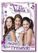 Cover-Bild zu Disney Violetta Freundebuch