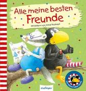 Cover-Bild zu Der kleine Rabe Socke: Alle meine besten Freunde
