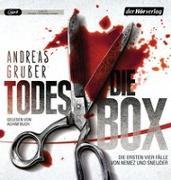 Cover-Bild zu Gruber, Andreas: Die Todes-Box. Die ersten vier Fälle von Nemez und Sneijder