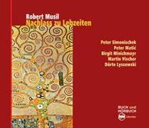 Cover-Bild zu Musil, Robert: Nachlass zu Lebzeiten