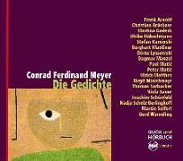 Cover-Bild zu Meyer, Conrad Ferdinand: Die Gedichte
