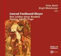 Cover-Bild zu Meyer, Conrad Ferdinand: Das Leiden eines Knaben * Gustav Adolfs Page