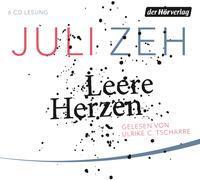 Cover-Bild zu Zeh, Juli: Leere Herzen