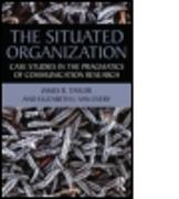 Cover-Bild zu Taylor, James R.: The Situated Organization