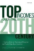Cover-Bild zu Atkinson, A. B. (Hrsg.): Top Incomes Over the Twentieth Century