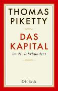Cover-Bild zu Piketty, Thomas: Das Kapital im 21. Jahrhundert