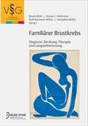 Cover-Bild zu Bürki, Nicole (Hrsg.): Familiärer Brustkrebs