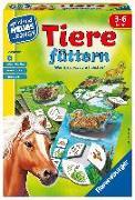 Cover-Bild zu Tiere füttern