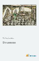 Cover-Bild zu Laube, Heinrich: Struensee