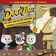 Cover-Bild zu Arnold, Monty: Disney/DuckTales - Folge 11: Die Stadt der netten Menschen/Storkules in Entenhausen (Disney TV-Serie) (Audio Download)