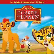 Cover-Bild zu Arnold, Cornelia: Disney / Die Garde der Löwen - Folge 5: Beshti und der kleine Elefant/Der Schrei des Drongos (Audio Download)