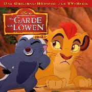 Cover-Bild zu Arnold, Cornelia: Disney / Die Garde der Löwen - Folge 3: Onos getrübter Blick / Ungebetene Gäste (Audio Download)