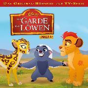 Cover-Bild zu Arnold, Cornelia: Disney / Die Garde der Löwen - Folge 4: Fulis neue Familie / Gemeinsam sind wir stärker (Audio Download)