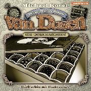 Cover-Bild zu Koser, Michael: Professor van Dusen, Folge 5: Stirb schön mit Shakespeare (Audio Download)