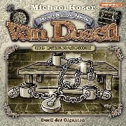 Cover-Bild zu Koser, Michael: Professor van Dusen, Folge 16: Duell der Giganten (Audio Download)