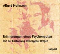 Cover-Bild zu Hofmann, Albert: Erinnerungen eines Psychonauten. CD