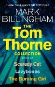Cover-Bild zu Billingham, Mark: The Tom Thorne Collection, Books 2-4 (eBook)