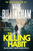 Cover-Bild zu Billingham, Mark: The Killing Habit (eBook)