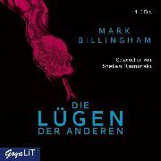 Cover-Bild zu Billingham, Mark: Die Lügen der Anderen (Audio Download)
