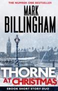 Cover-Bild zu Billingham, Mark: Thorne at Christmas (eBook)