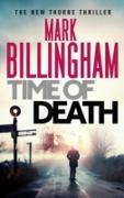 Cover-Bild zu Billingham, Mark: Time of Death (eBook)