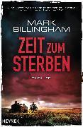 Cover-Bild zu Billingham, Mark: Zeit zum Sterben (eBook)