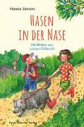 Cover-Bild zu Jansen, Hanna: Hasen in der Nase