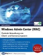 Cover-Bild zu Windows Admin Center (WAC) (eBook) von Westbrook, Carlo