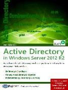 Cover-Bild zu Active Directory in Window Server 2012 R2 (eBook) von Westbrook, Carlo