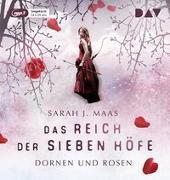 Cover-Bild zu Maas, Sarah J.: Das Reich der Sieben Höfe - Teil 1: Dornen und Rosen