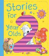 Cover-Bild zu Lipniacka, Ewa: Stories for 2 Year Olds