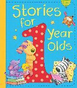 Cover-Bild zu Leslie, Amanda: Stories for 1 Year Olds