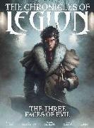 Cover-Bild zu Nury, Fabien: The Chronicles of Legion Volume 4: The Three Faces of Evil