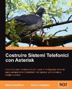 Cover-Bild zu Gomillion, David: Costruire Sistemi Telefonici Con Asterisk