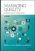 Cover-Bild zu Dale, Barrie G.: Managing Quality