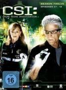 Cover-Bild zu Zuiker, Anthony E.: CSI: Crime Scene Investigation