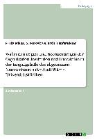 Cover-Bild zu Hopferwieser, A. und I.: Wahrnehmungen und Beobachtungen der Organisation, Institution und Interaktionen der Eingangshalle des allgemeinen Krankenhauses der Stadt Wien - Universitätskliniken