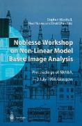 Cover-Bild zu Harvey, Neal R. (Hrsg.): Noblesse Workshop on Non-Linear Model Based Image Analysis