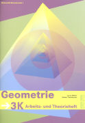 Cover-Bild zu Mittler, Laura: Geometrie 3K. Arbeits- und Theorieheft