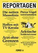 Cover-Bild zu Sprecher, Margrit: Reportagen #52