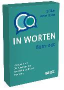 Cover-Bild zu Gräßer, Melanie: Burn-out in Worten