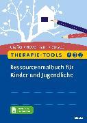 Cover-Bild zu Gräßer, Melanie: Therapie-Tools Ressourcenmalbuch für Kinder und Jugendliche