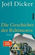 Cover-Bild zu Dicker, Joël: Die Geschichte der Baltimores (eBook)