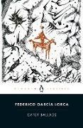 Cover-Bild zu Gypsy Ballads (eBook) von Lorca, Federico García