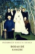Cover-Bild zu Bodas de sangre (eBook) von García Lorca, Federico