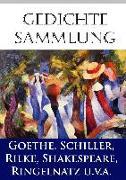 Cover-Bild zu Gedichtesammlung (eBook) von Goethe, Johann Wolfgang von