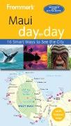 Cover-Bild zu Cooper, Jeanne: Frommer's Maui day by day (eBook)